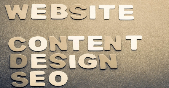 website content design seo