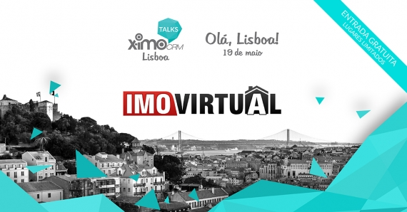 Imovirtual parceira do X-IMO Talks Lisboa