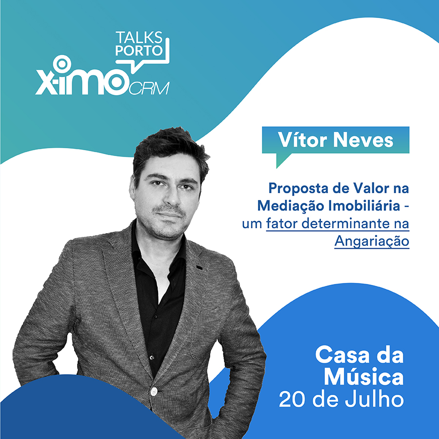 Vítor Neves X-IMO Talks Porto